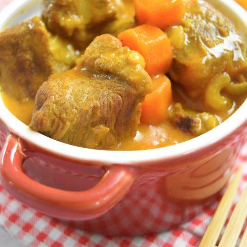 Boeuf aux carottes et épices