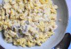 Pâtes au thon au Cookeo