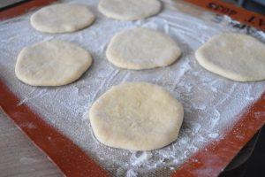 Pâte briochée pour beignets