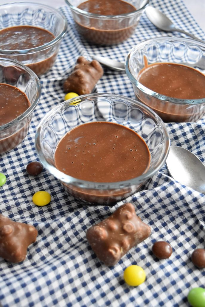 Danette chocolat banane