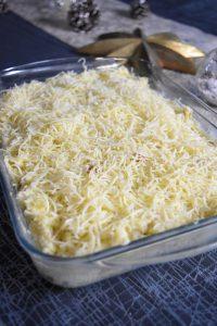 Purée au foie gras et fromage
