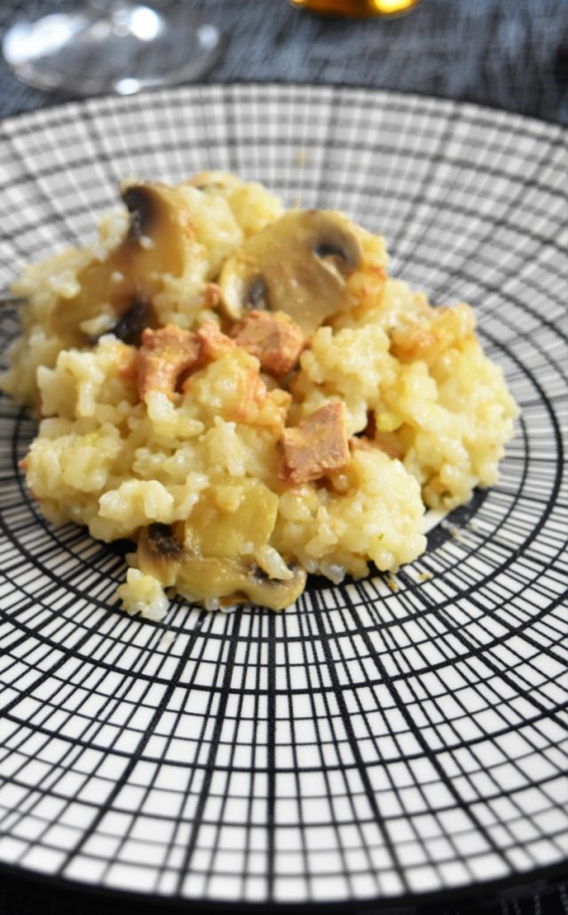 Risotto omnicuiseur