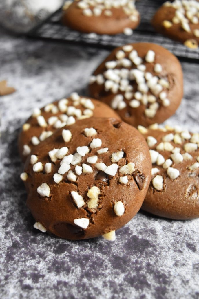 Biscuit au chocolat maison