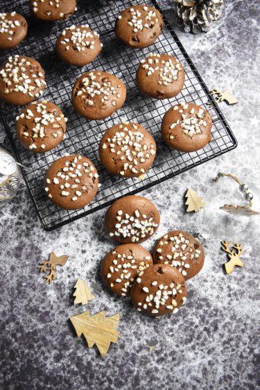 Biscuit au chocolat moelleux