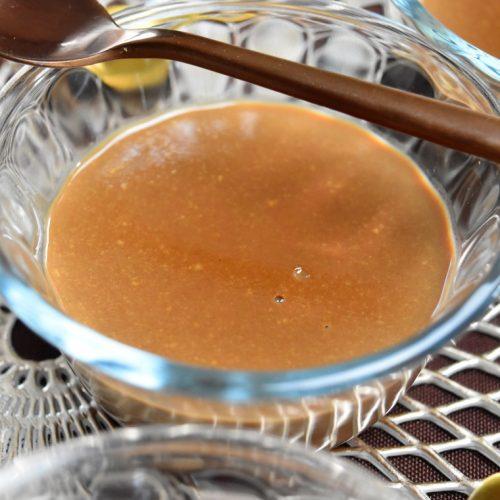 Crème légère au chocolat