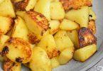 Pommes de terre à la graisse de canard