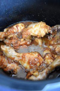 Poulet cocac au Cookeo