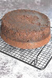 Gâteau chocolat américain