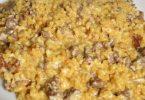 Coquillettes à la raclette au Cookeo