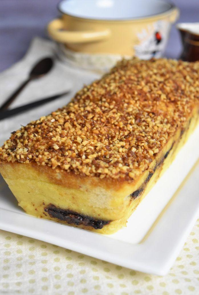 Croque cake sucré