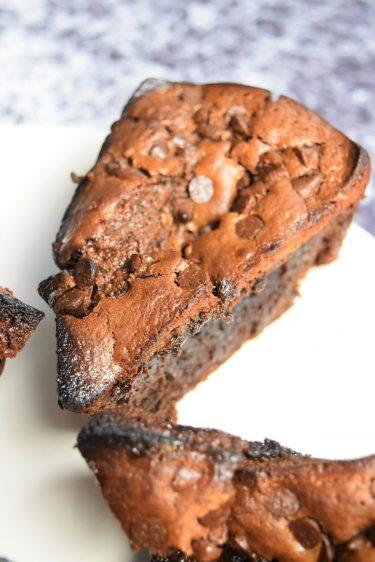 Fondants chocolat noir et pépites