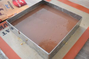 Glaçage au chocolat au lait