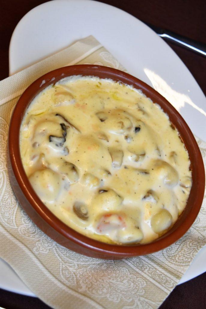 Cassolettes de saint-jacques