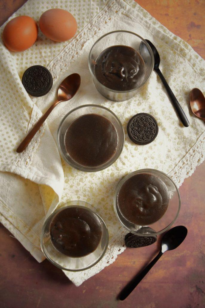 Crèmes aux biscuits Oreo