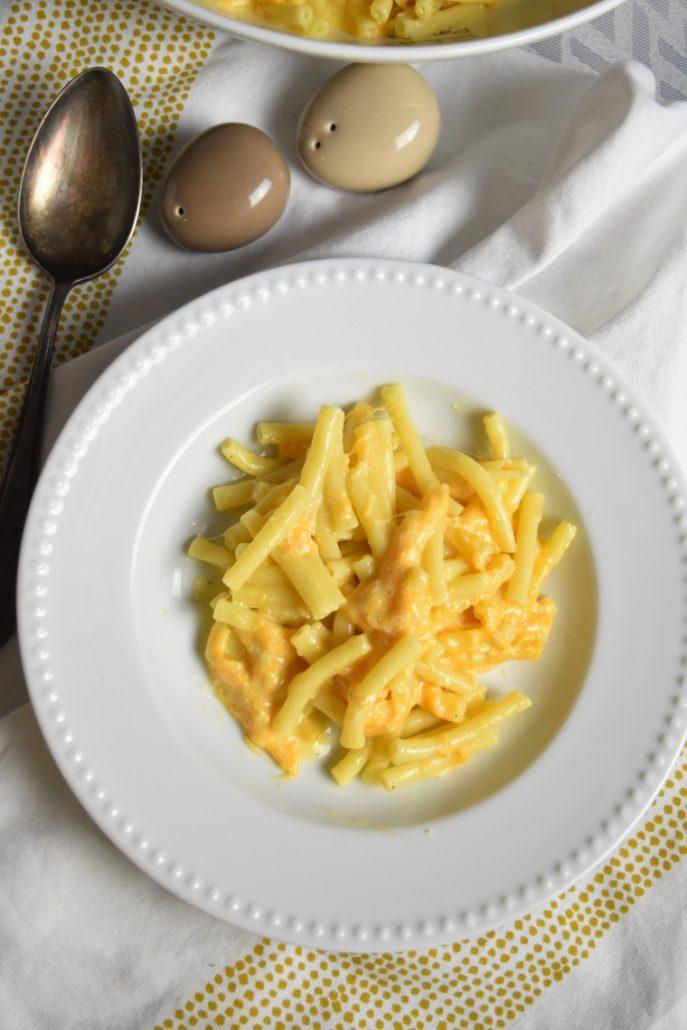 Macaroni au fromage au Cookeo