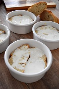 Crème pour oeuf cocotte