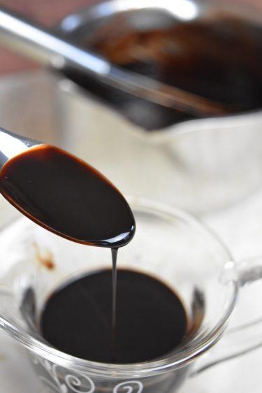 Sirop de chocolat maison