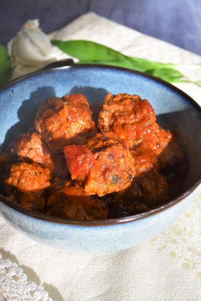 Boulettes de viande maison