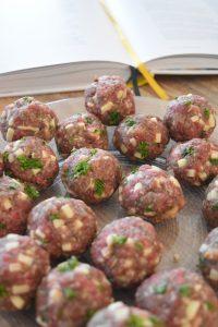 Bouelttes de viande de Ototolenghi