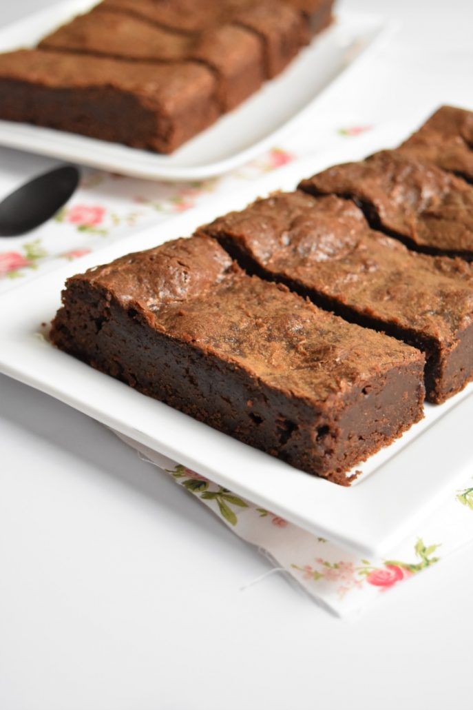 Brownies chocolat noir