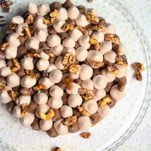 Fantastik aux chocolats et noix