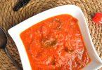 Sauce aux tomates cerise pour pâtes