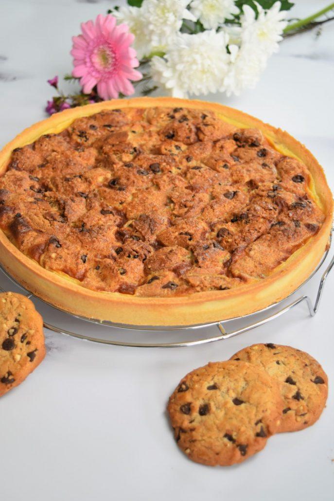 Tarte cookies
