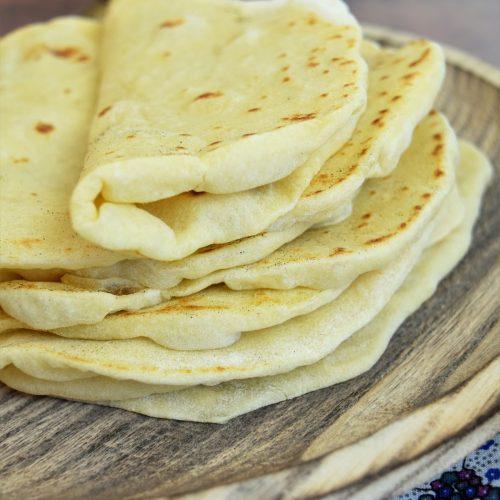Tortilla maison facile