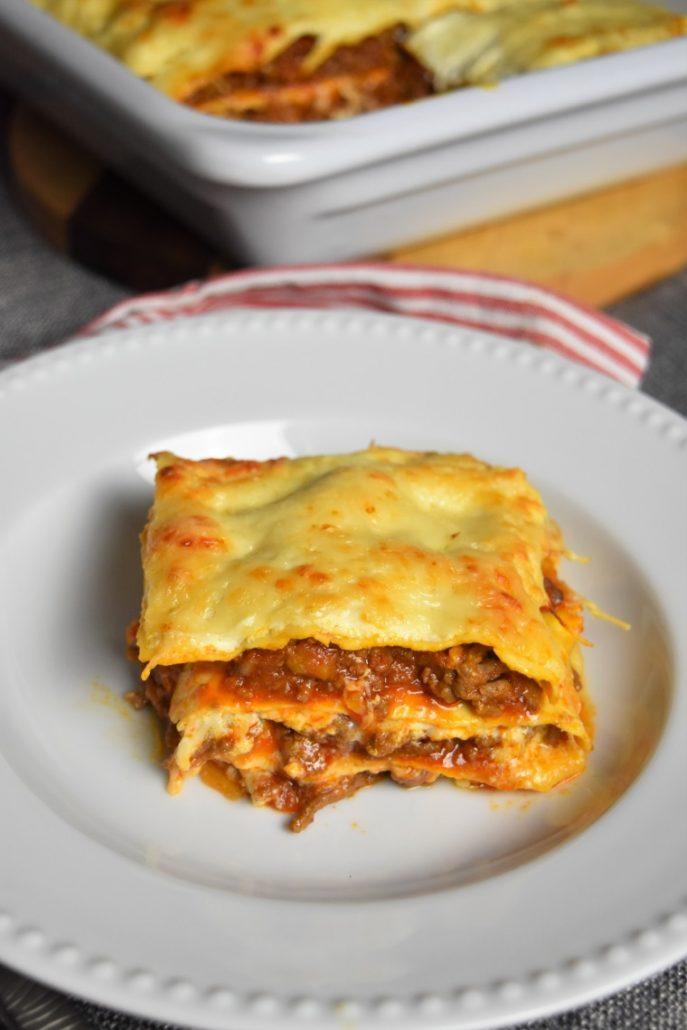 Mes meilleures lasagnes