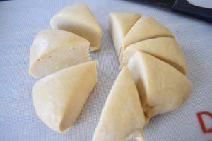 Pâte au levain pour tagliatelles