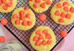 Cookies à la fraise Tagada et chocolat blanc