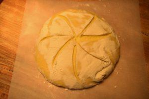 Lamage du pain
