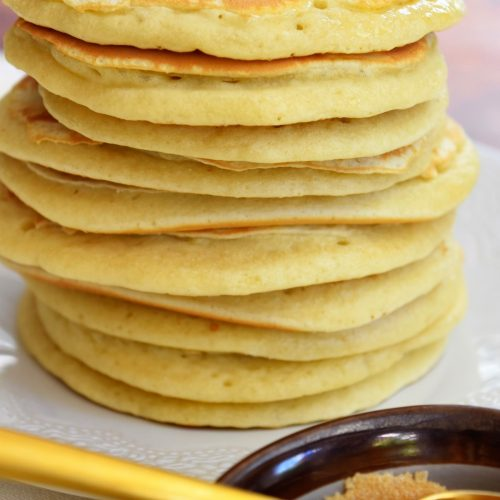 Pancakes au levain naturel