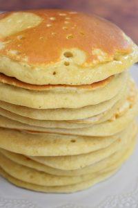 Pancakes moelleux au levain
