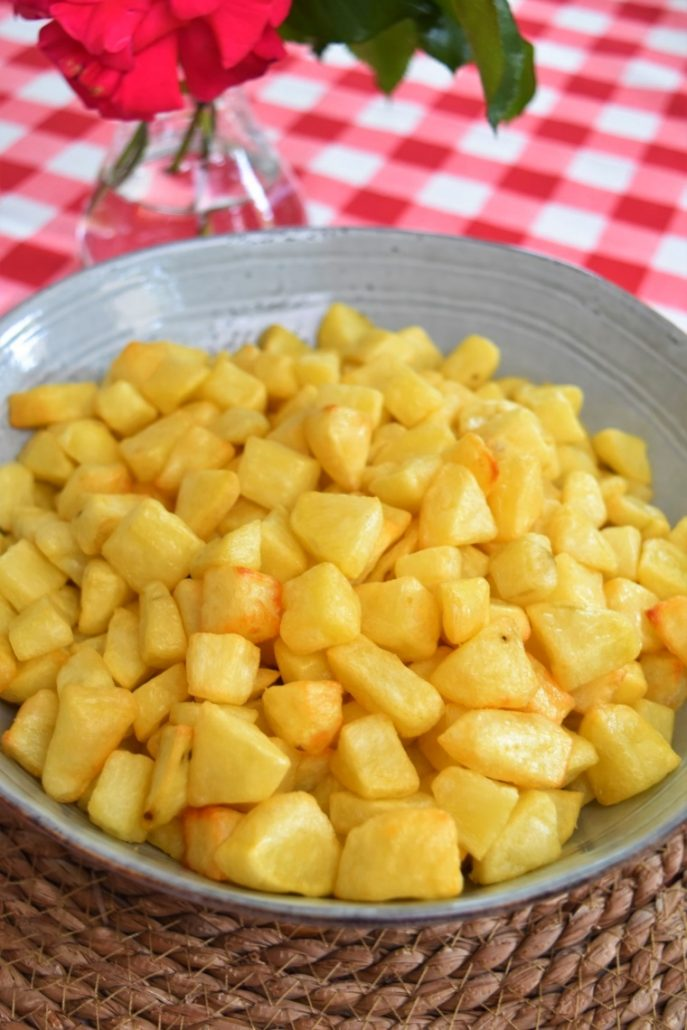 Pommes de terre à l'Actifry