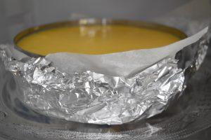 Cheesecake au réfrigérateur