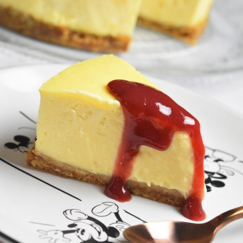 Cheesecake de New York