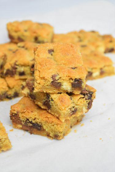 Cookie 3 chocolats à partager