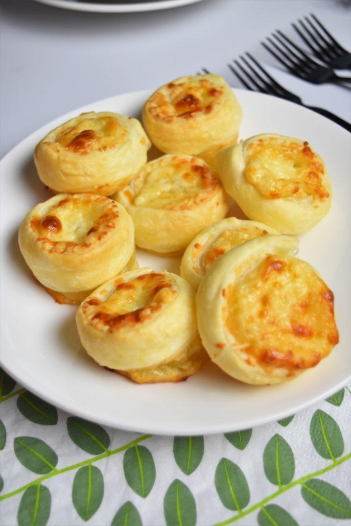 Feuilletés au fromage