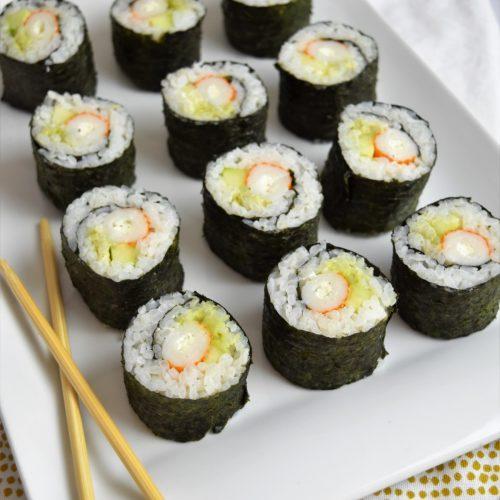 Maki-sushis
