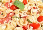 Salade de pâtes à la crudaiola