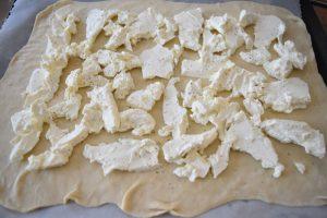 Tourte au fromage Saint Môret