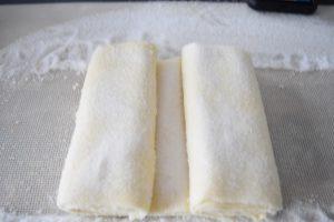 Palmiers en pâte feuilletée