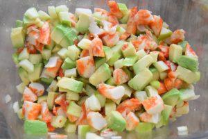 Salade pour sandwich