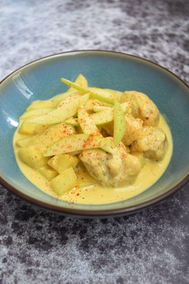 Curry de volaille