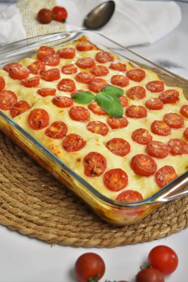 Lasagnes thon et légumes de Cyril Lignac