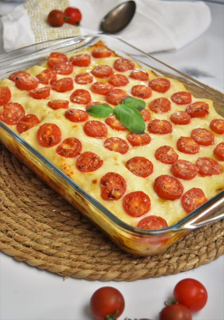 Lasagnes thon et légumes