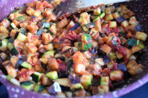 Légumes aux épices