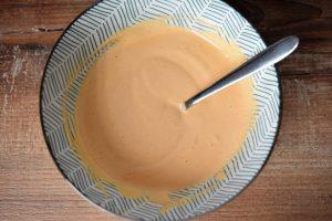 Sauce épicée au sriracha