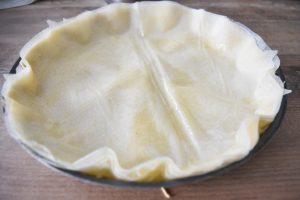 Fond de tarte croustillant